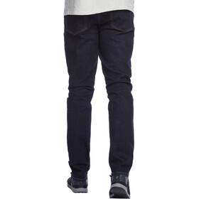 Black Diamond Crag Denim Pants Men, azul